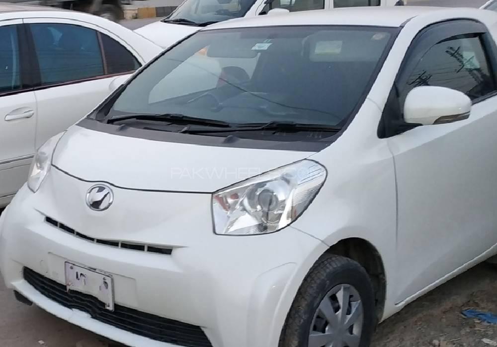 Toyota iQ 100X 2009 Image-1
