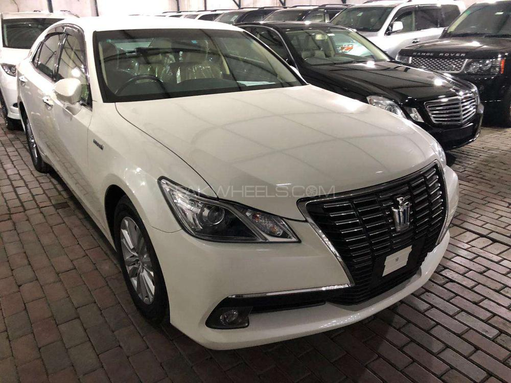 Used Car Checklist >> Toyota Crown 2015 for sale in Lahore | PakWheels