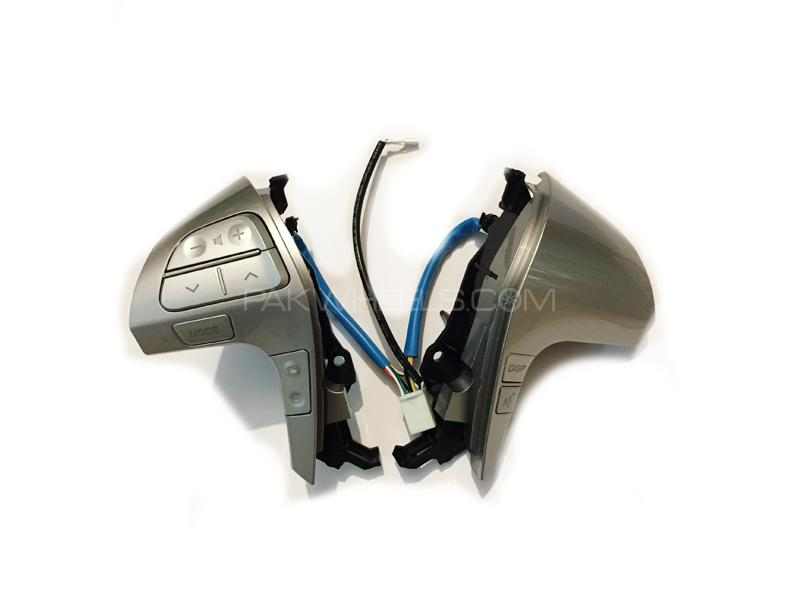 Multimedia Steering Control Taiwan For Toyota Corolla Altis 2009-2014 in Lahore