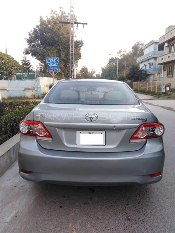 Toyota Corolla Gli 1 3 Vvti 2013 For Sale In Islamabad Pakwheels