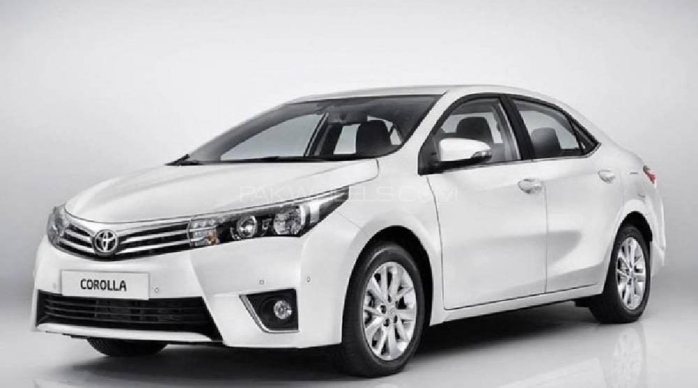 Toyota Corolla Gli 1 3 Vvti 2019 For Sale In Islamabad Pakwheels