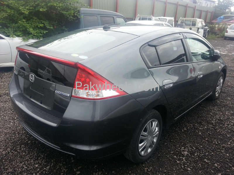 honda insight g 2010 for sale in lahore pakwheels. Black Bedroom Furniture Sets. Home Design Ideas