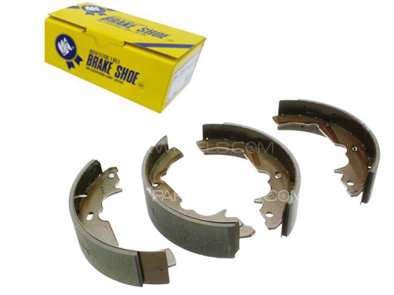 MK Brake Shoe For Toyota Corolla Axio 2006-2012 in Karachi