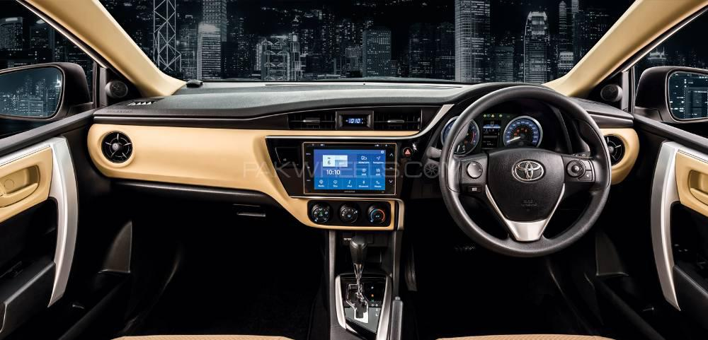 toyota corolla altis automatic 1 6 2019 for sale in karachi