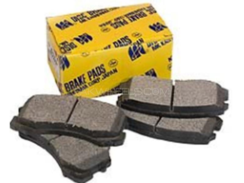 MK Brake Front Brake Pad For Suzuki Cultus 2007-2017 in Karachi