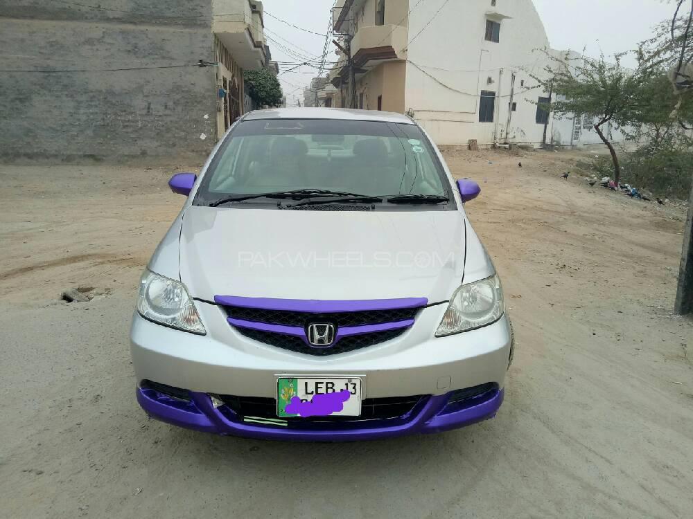 Honda Fit Aria 1.5A 2013 Image-1