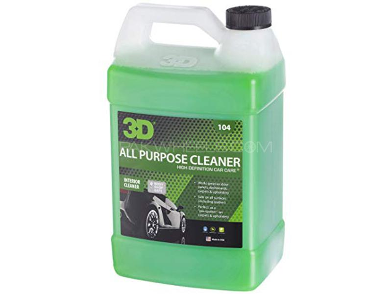 3D All Purpose Cleaner Gallon - 104 in Karachi