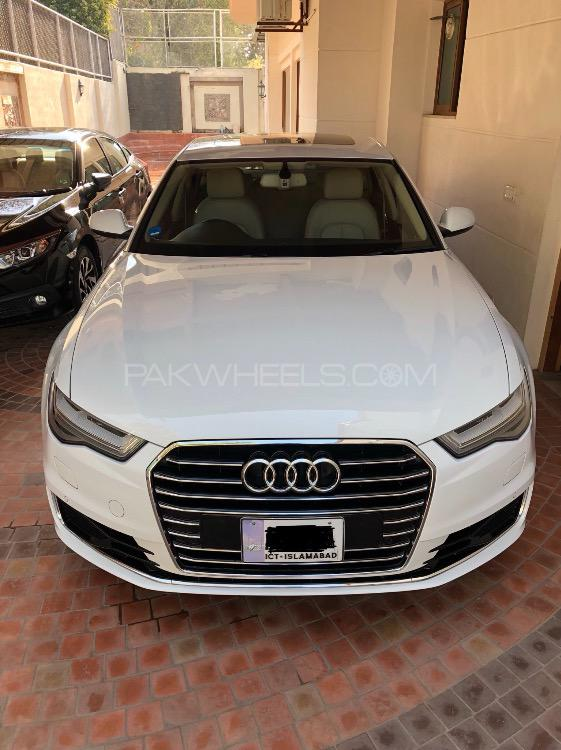 2016 Audi A6 3 0t Interior: Audi A6 1.8 TFSI 2016 For Sale In Islamabad