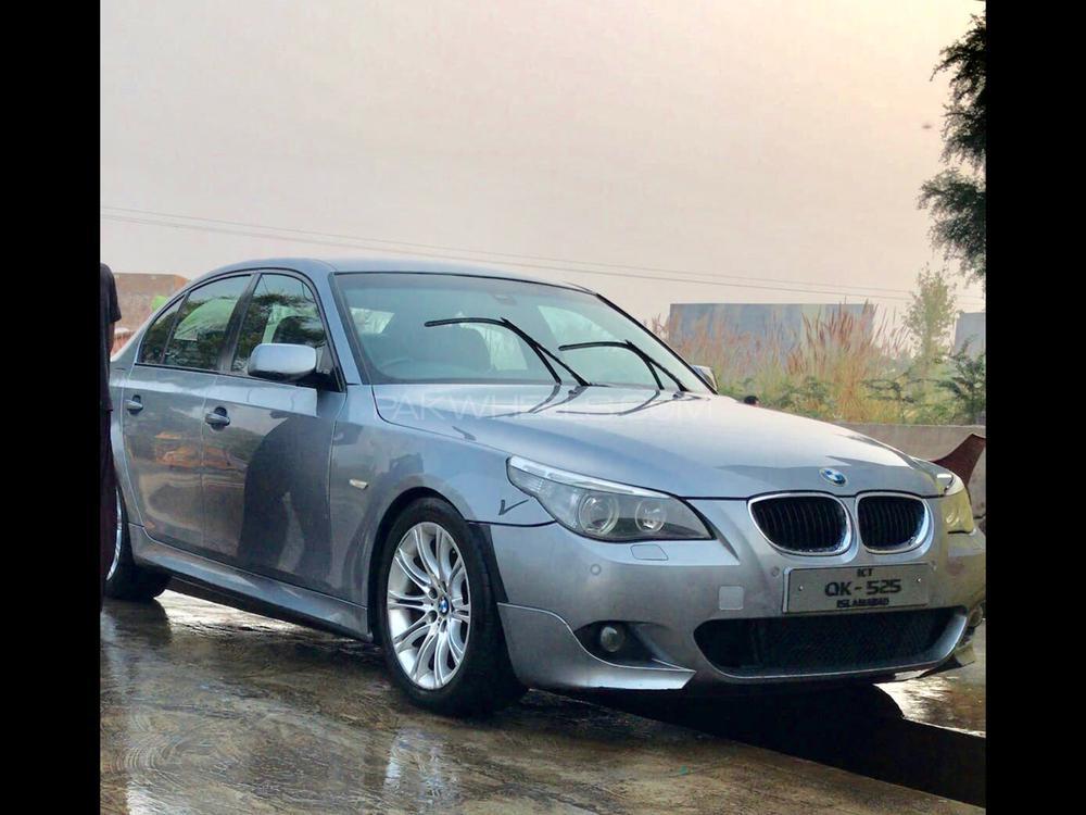 BMW 5 Series 525i 2005 Image-1