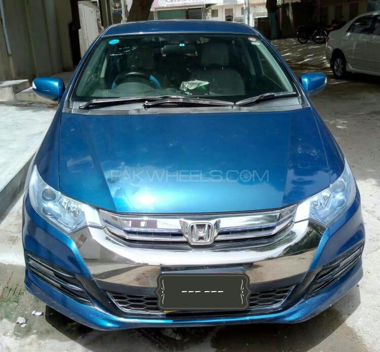 Honda Insight Exclusive XL INTER NAVI SELECT 2012 For Sale
