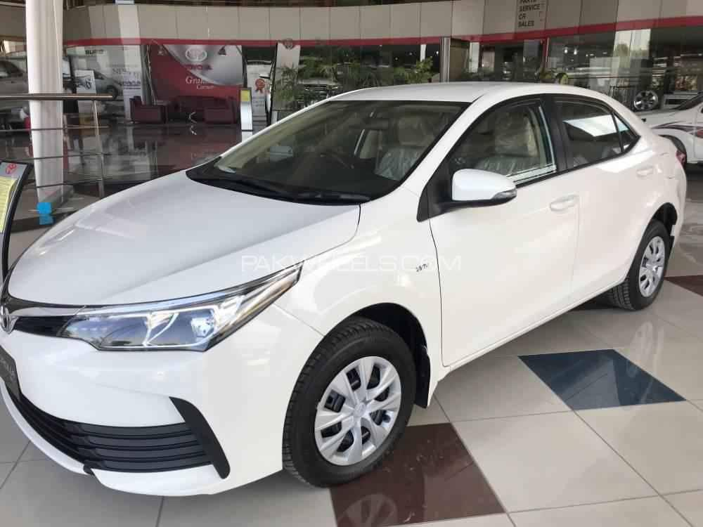 Toyota Corolla Xli Vvti 2019 For Sale In Lahore Pakwheels