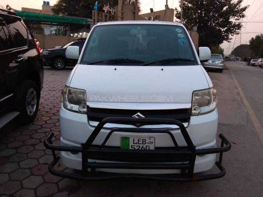 Used Suzuki APV for Sale at Raziq Motors Lahore | Showroom ...