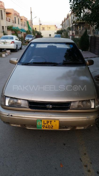 Hyundai Excel Basegrade 1993 Image-1