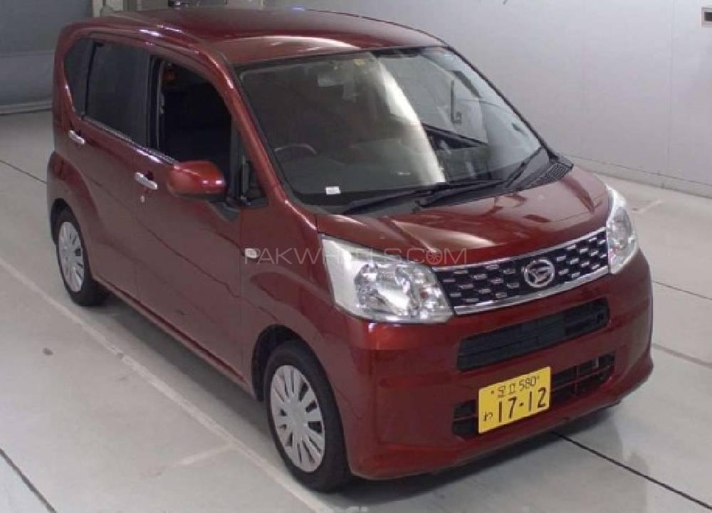Daihatsu Move Custom RS SA 2016 Image-1