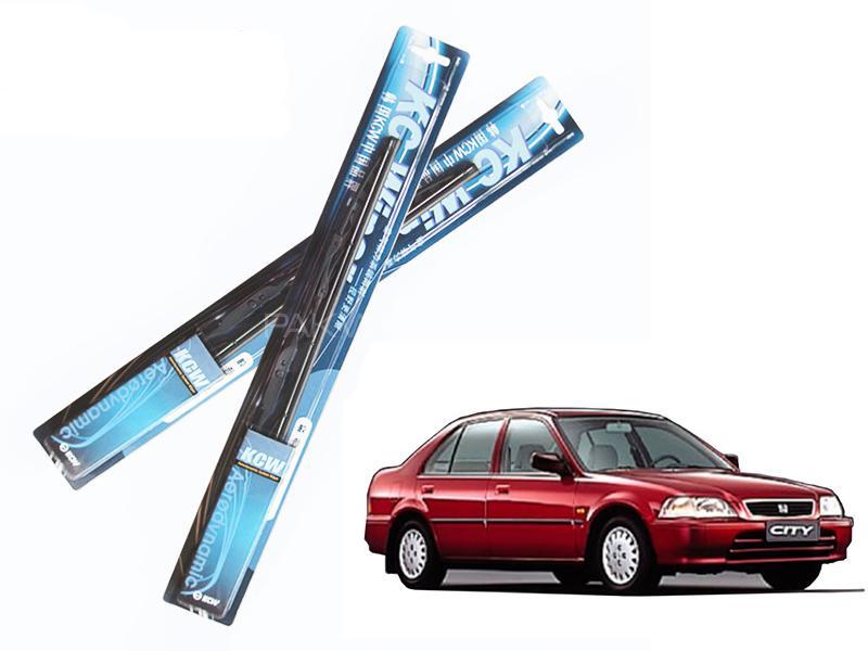 Bloomberg Wiper Blade For Honda City 1997-2000 Image-1