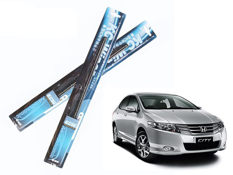 Bloomberg Wiper Blade For Honda City 2009-2019 Image-1