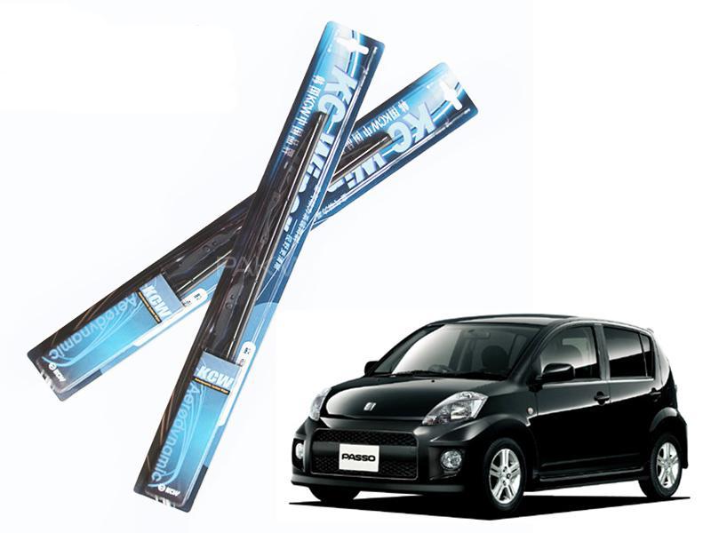Bloomberg Wiper Blade For Toyota Passo 2005-2010 in Karachi
