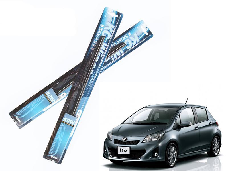 Bloomberg Wiper Blade For Toyota Vitz 2010-2014 Image-1