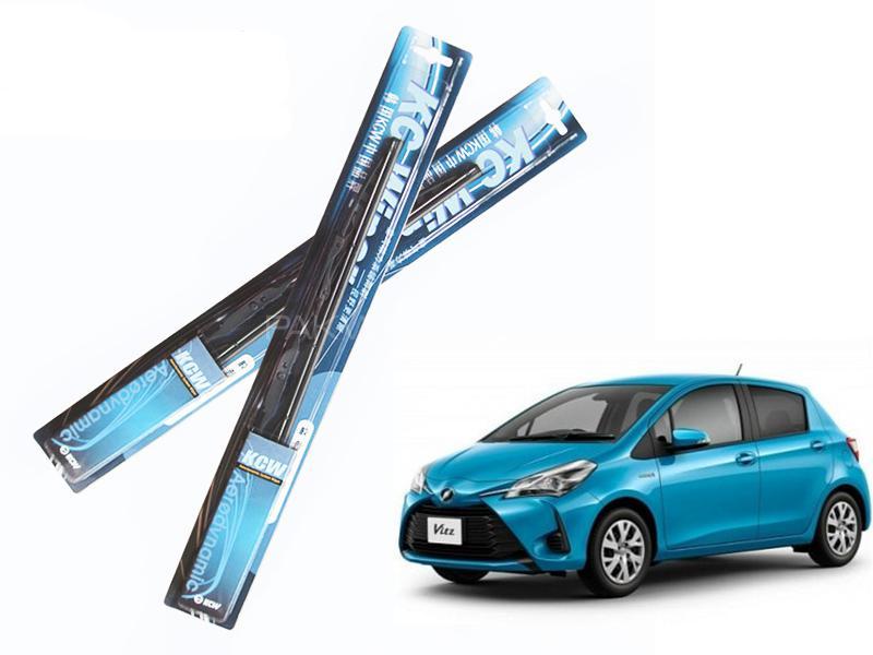 Bloomberg Wiper Blade For Toyota Vitz 2014-2019 Image-1