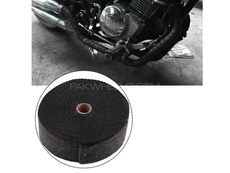 Exhaust Heat Wrap >> Exhaust Black Heat Wrap 10m