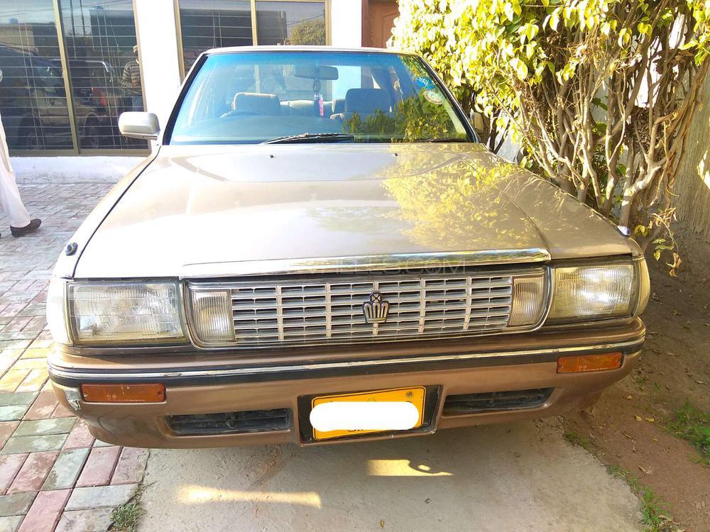 Toyota Crown Royal Saloon 1988 Image-1