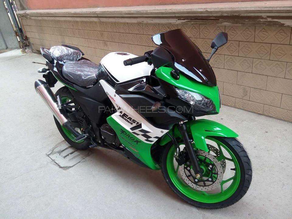 Used Kawasaki Ninja 250r 2019 Bike For Sale In Rawalpindi 234813