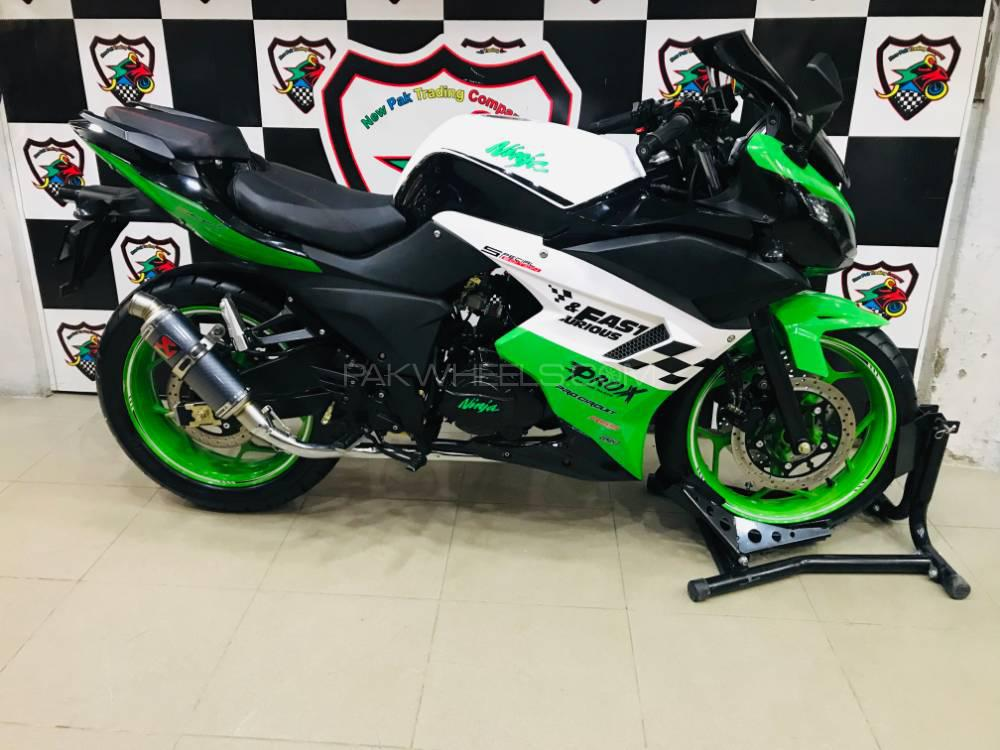 Used Kawasaki Ninja 250r 2019 Bike For Sale In Rawalpindi 234814
