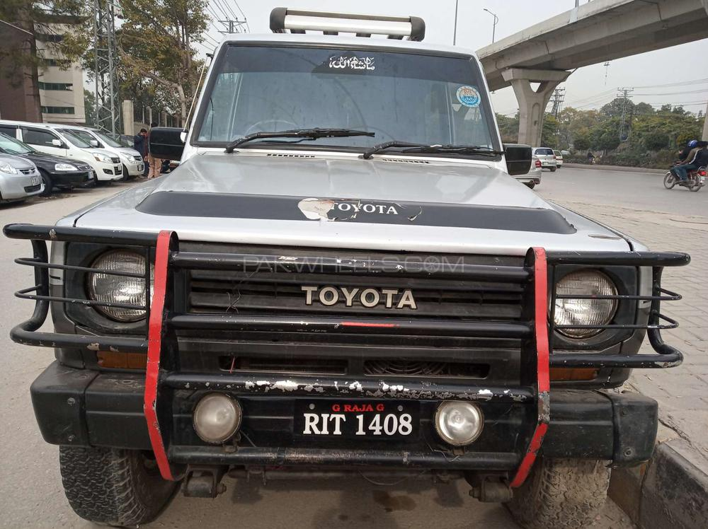 Daihatsu Rocky Motor – fahrzeug
