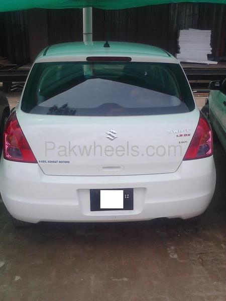 Suzuki Swift DX 1.3 2012 Image-2