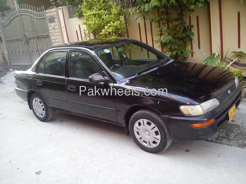 Toyota Corolla 1999 Image-1