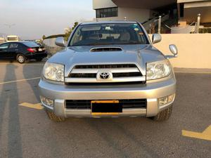 c5f967a69c9a Toyota Surf 2004 Cars for sale in Islamabad | PakWheels