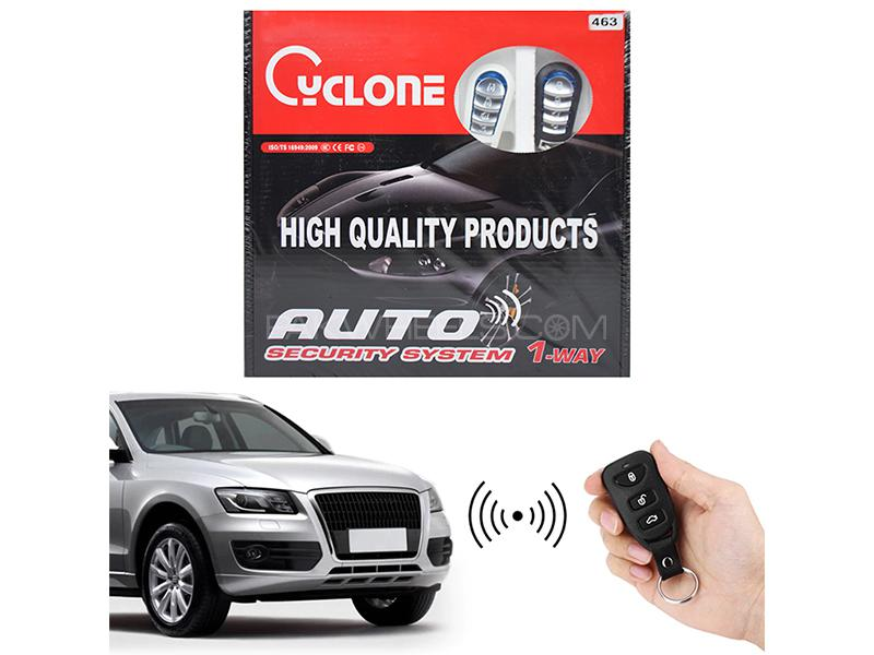 Cyclone Auto Security System 463 Image-1