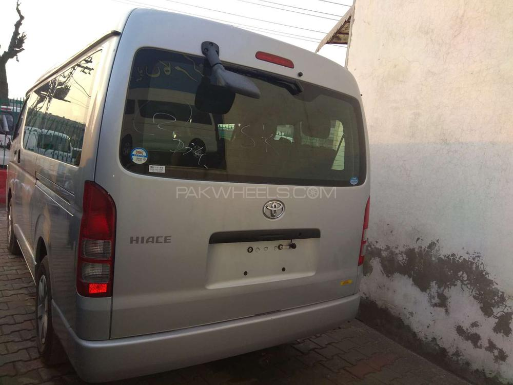 Toyota Hiace Dx 2016 For Sale In Lahore Pakwheels