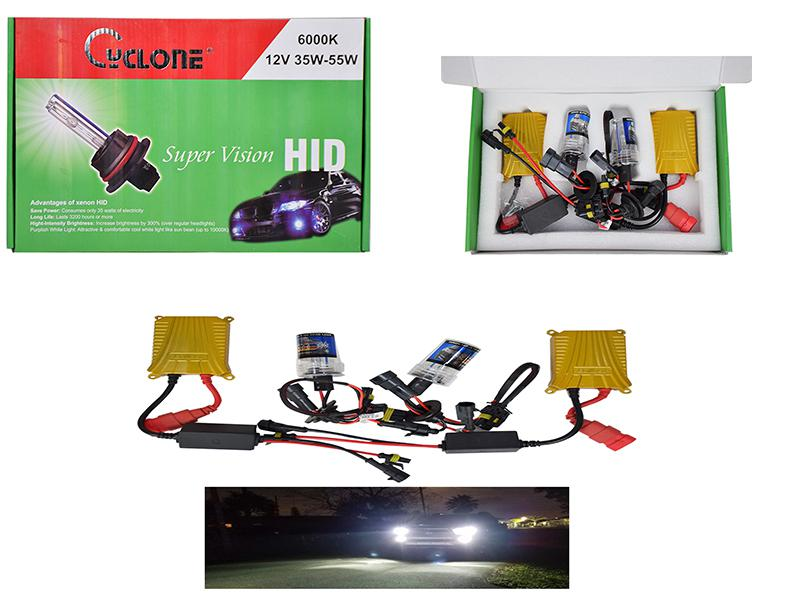 Cyclone Supervision HID 12v 55w Image-1