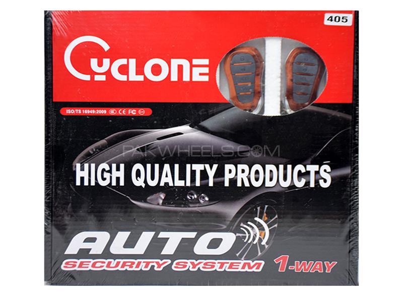 Cyclone Auto Security System - 405 Image-1
