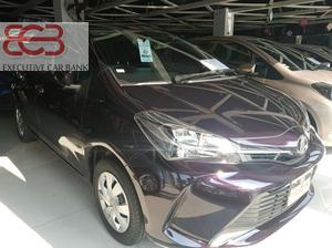 Used Toyota Vitz F Limited 1.0 2016
