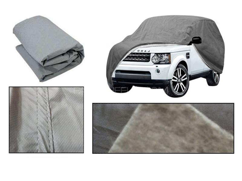 Anti-Scratch Double Stitched Top Cover For Toyota Corolla 2014-2019 in Karachi