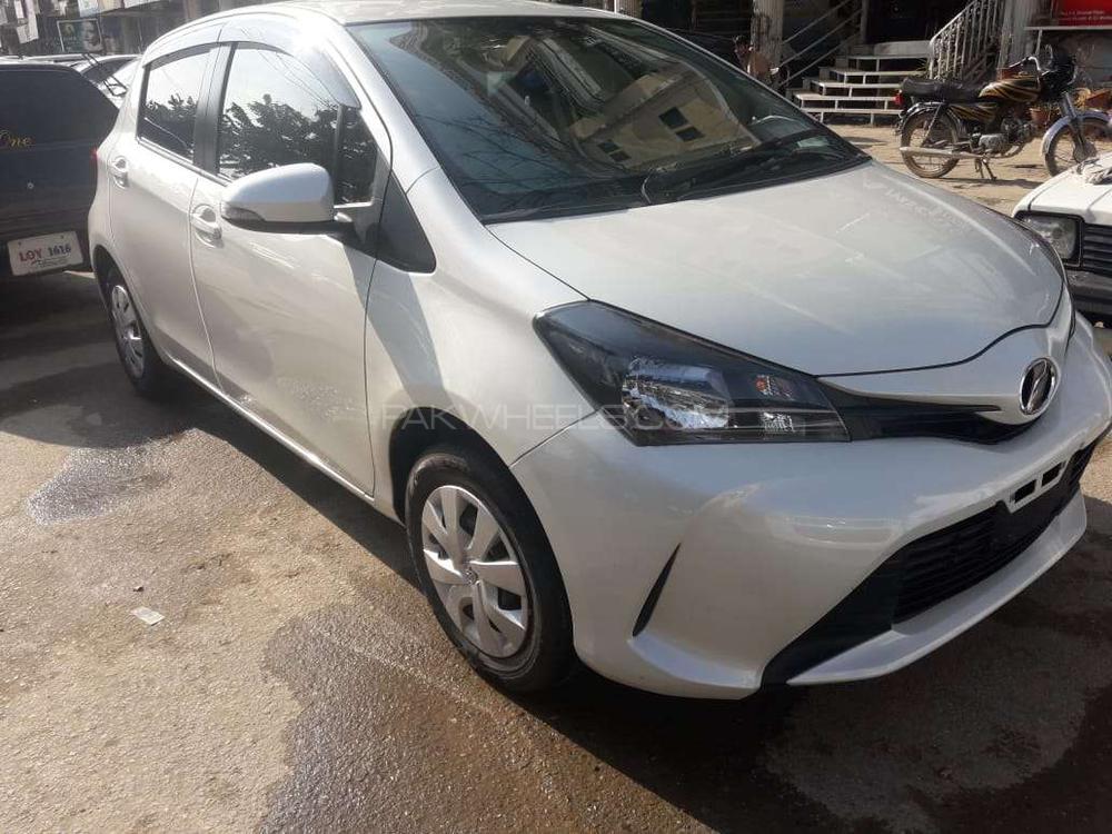 Toyota Vitz 2016 for sale in Islamabad   PakWheels
