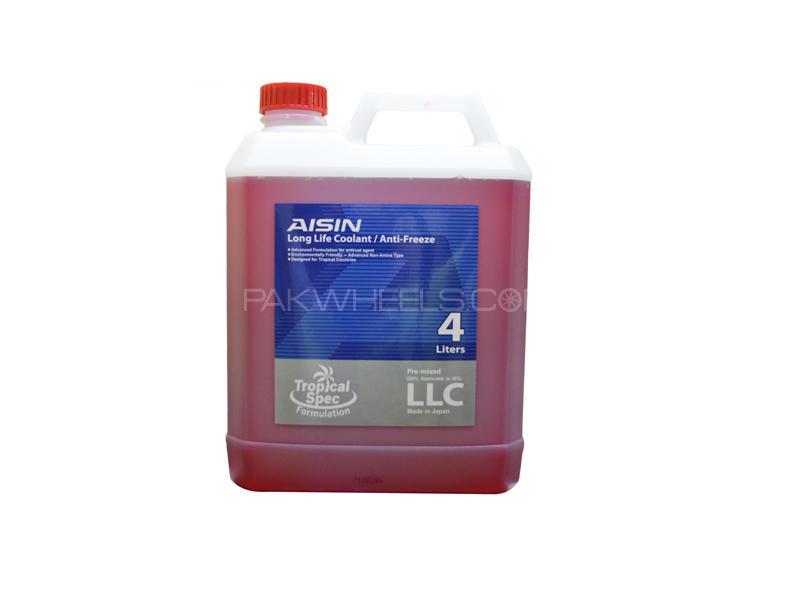 Aisin Premixed Coolant 4L Image-1