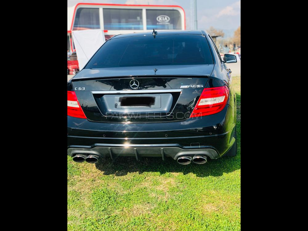 Mercedes For Sale >> Mercedes Benz C Class C63 Amg 2008 For Sale In Islamabad Pakwheels