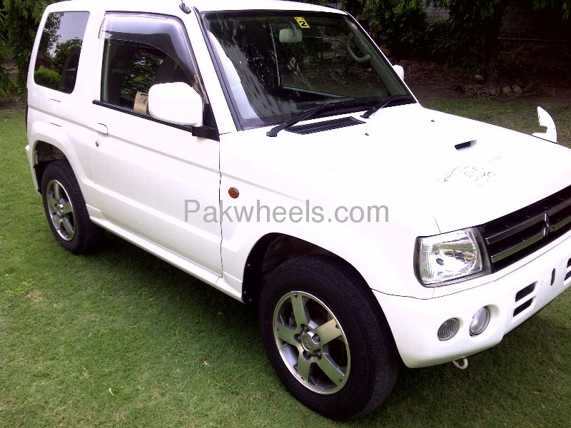 Mitsubishi Pajero Mini Active Field Edition 2008 Image-1