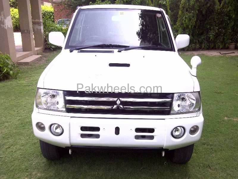 Mitsubishi Pajero Mini Active Field Edition 2008 Image-3