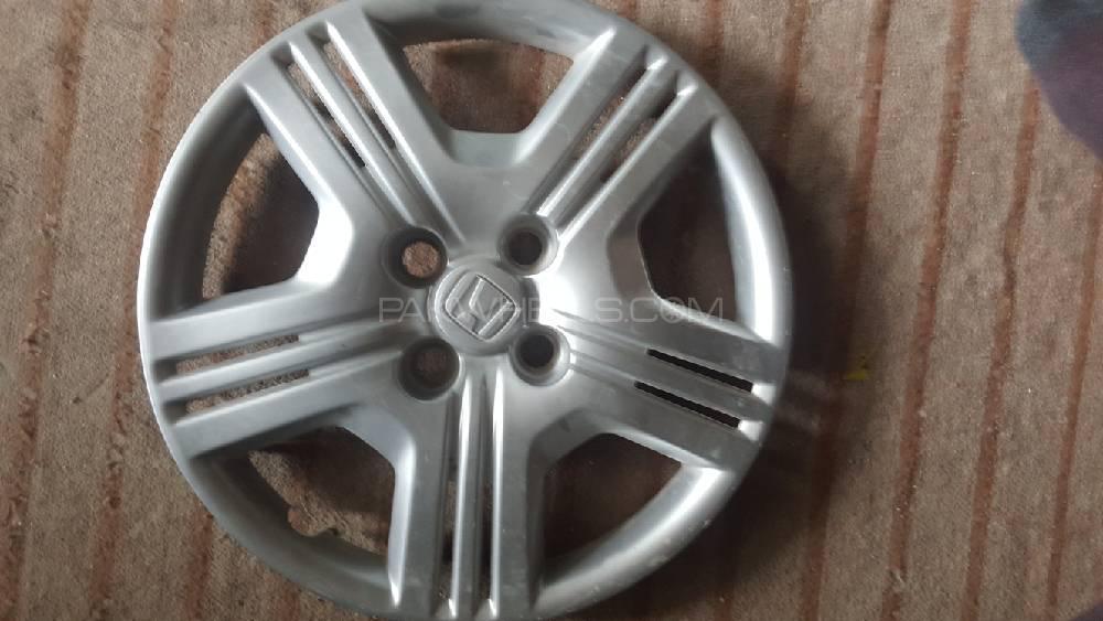 Honda city original wheel covers Image-1