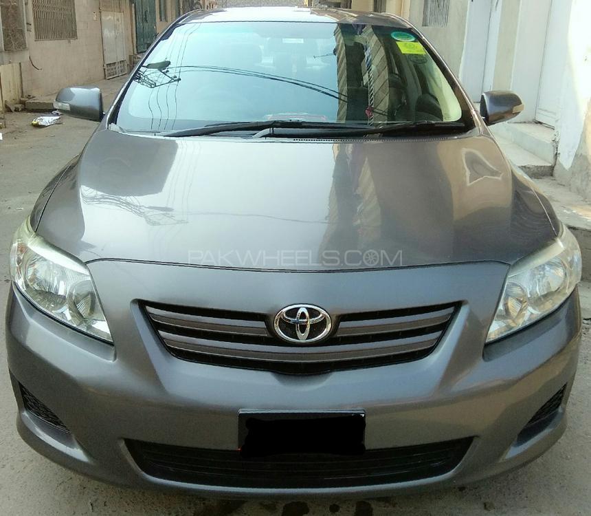 2009 Toyota Corolla For Sale >> Toyota Corolla 2009 For Sale In Lahore Pakwheels