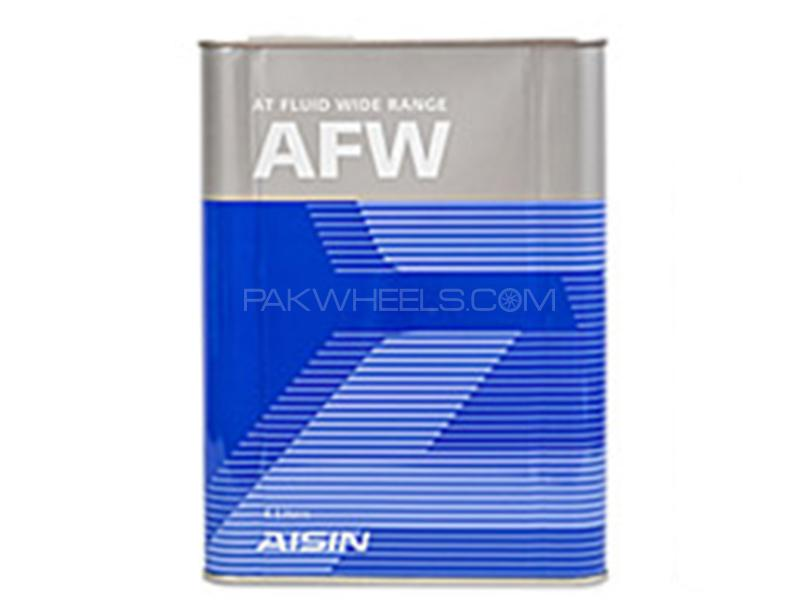 AISIN Fully Synthetic ATF Dexron III AFW - 1 Litre Image-1