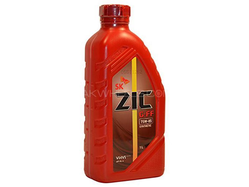 Zic Gear Oil 75W-85 GL-4 - 1 Litre Image-1