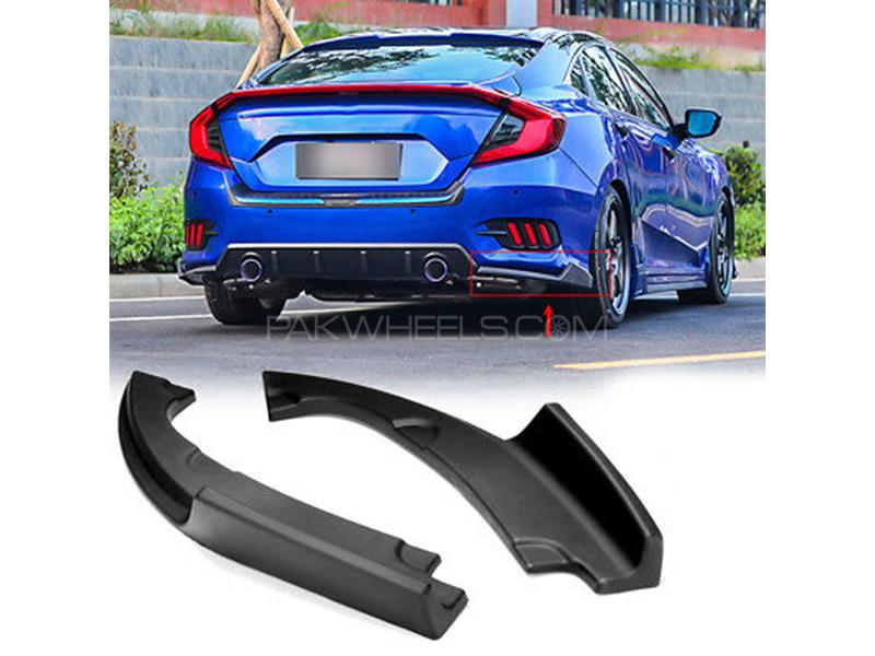 Back Bumper Corner Diffuser For Honda Civic 2016-2019 in Karachi