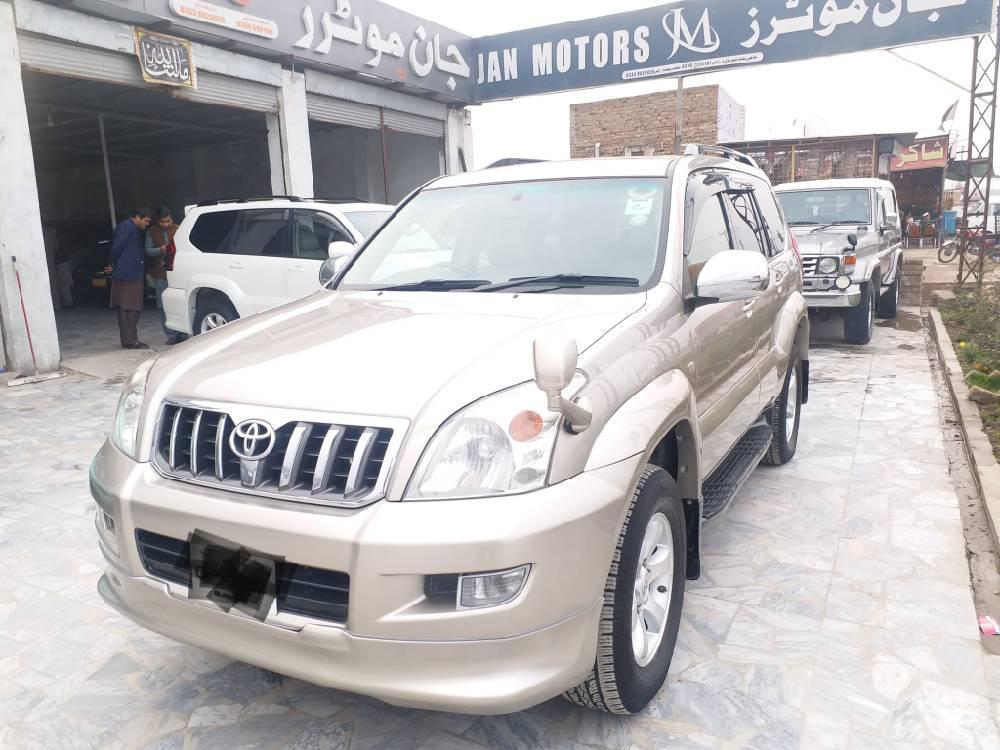 Toyota Prado TZ G 4.0 2004 Image-1