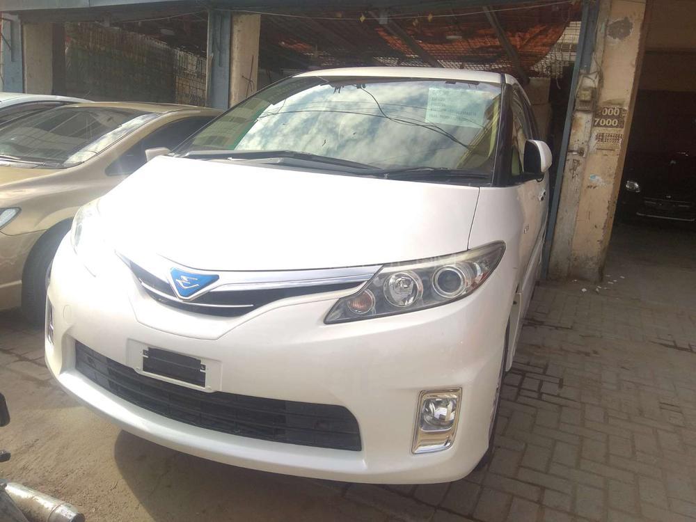 Toyota Estima AERAS 2013 Image-1