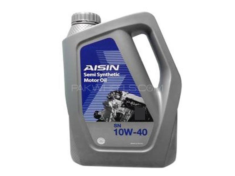 Aisin Semi Synthetic 10W-40 - 3 Litre Image-1